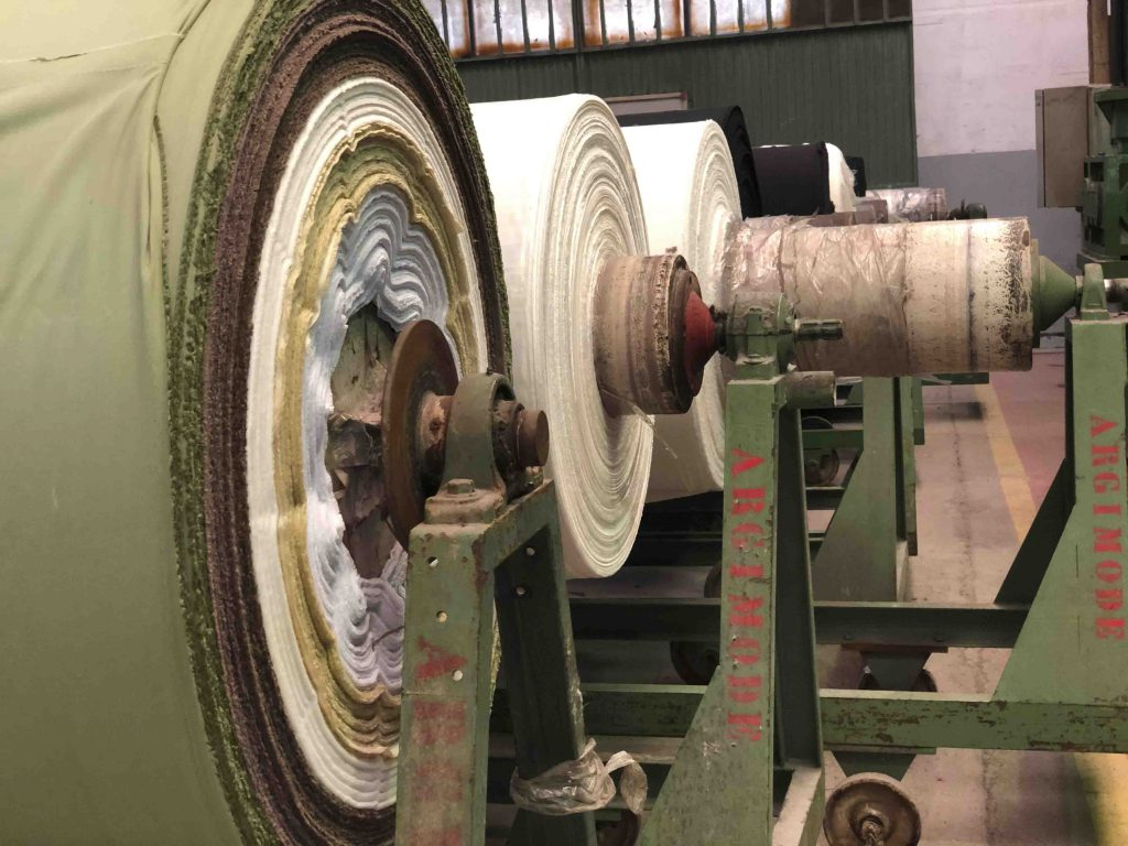 Argimode tintorería industrial textil.